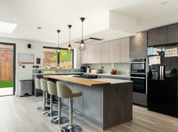 Make the Most of Your Open Floor Plan Kitchen / Dining Room